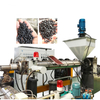New Type Vertical Force Waste Plastic Granules Machine