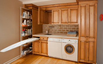 How to Dispose of the Broken Wooden Cabinets?